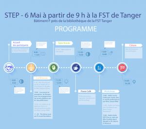 prog step tanger